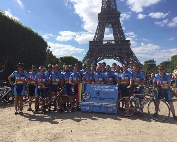 Trinity Primary School:  Henley to Paris 2017